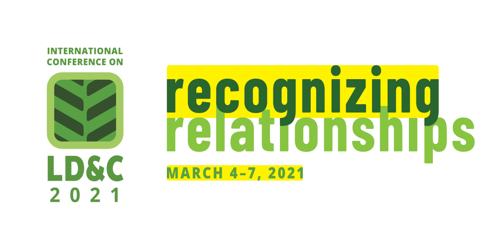 ICLDC 7 logo: Recognizing Relationships